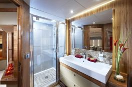 Autumn  Sunseeker Yacht 28M Interior 5