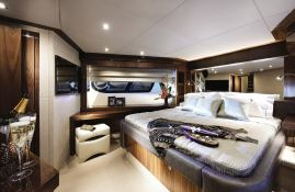 Autumn Sunseeker Yacht 28M Interior 4