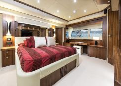 In All Fairness Sunseeker Yacht 28M Interior 1
