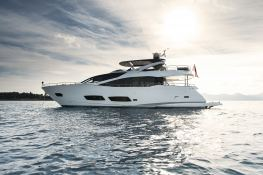 In All Fairness Sunseeker Yacht 28M Exterior 1