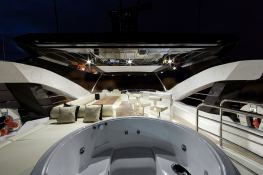 High Energy Sunseeker Yacht 28M Exterior 2