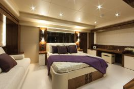 High Energy Sunseeker Yacht 28M Interior 5