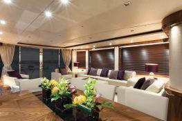 High Energy  Sunseeker Yacht 28M Interior 8