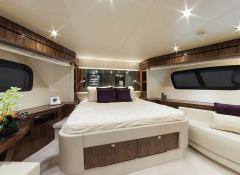 High Energy  Sunseeker Yacht 28M Interior 6