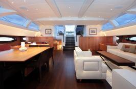 Heureka Holland Jachtbouw Sloop 45M Interior 1