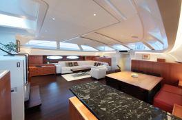 Heureka Holland Jachtbouw Sloop 45M Interior 2