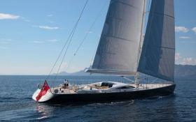 MIRASOL (ex Heureka) Holland Jachtbouw Sloop 45M Exterior 2
