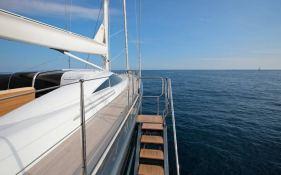 MIRASOL (ex Heureka) Holland Jachtbouw Sloop 45M Exterior 3