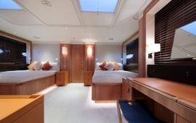 MIRASOL (ex Heureka) Holland Jachtbouw Sloop 45M Interior 10