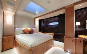 MIRASOL (ex Heureka) Holland Jachtbouw Sloop 45M Interior 7