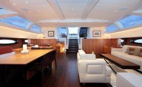 MIRASOL (ex Heureka) Holland Jachtbouw Sloop 45M Interior 11
