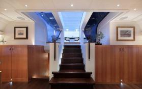 MIRASOL (ex Heureka) Holland Jachtbouw Sloop 45M Interior 13