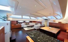 MIRASOL (ex Heureka) Holland Jachtbouw Sloop 45M Interior 15