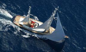 Ohana Fitzroy yachts Sloop 50M Exterior 4