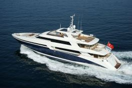 Tatiana Bilgin Yacht 45M Exterior 1