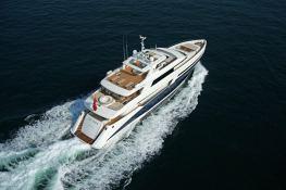 Tatiana  Bilgin Yacht  45M Exterior 2