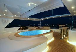 Tatiana  Bilgin Yacht  45M Exterior 3