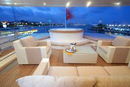 Tatiana Bilgin Yacht 45M Exterior 4