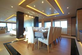 Tatiana  Bilgin Yacht  45M Interior 1