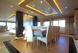 Tatiana  Bilgin Yacht  45M Interior 9