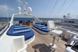 Jaan (ex O'Pari) Intermarine Yacht 42M Exterior 3