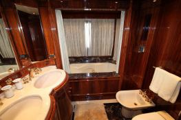 Jaan (ex O'Pari) Intermarine Yacht 42M Interior 4