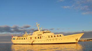 Secret Life (ex Al Mahboba) Feadship Classic yacht 45M Exterior 1