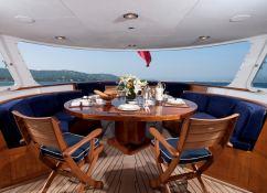 Secret Life (ex Al Mahboba) Feadship Classic yacht 45M Exterior 2