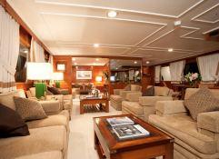 Secret Life (ex Al Mahboba) Feadship Classic yacht 45M Interior 1