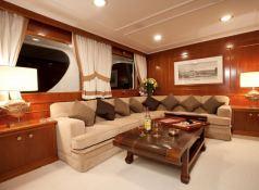 Secret Life (ex Al Mahboba) Feadship Classic yacht 45M Interior 2