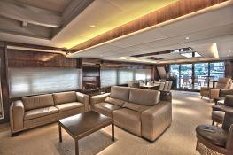 Accelera 98' Accelera yachts Interior 1