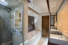 Accelera 98' Accelera yachts Interior 4