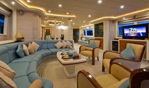 Mabruk III Leight Notika Yacht 35M Interior 3