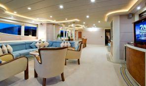 Mabruk III Leight Notika Yacht 35M Interior 2