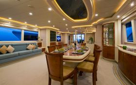 Mabruk III Leight Notika Yacht 35M Interior 4