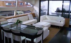 Scintilla  Pershing Yachts Pershing 80 Interior 2