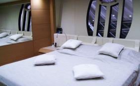 Scintilla  Pershing Yachts Pershing 80 Interior 3