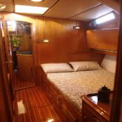 Sloop 60'  Interior 2