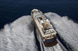 Cappuccino  Tigullio Yacht 32M Exterior 3