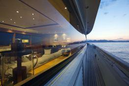 Cappuccino  Tigullio Yacht 32M Exterior 7