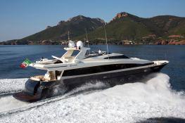 Cappuccino  Tigullio Yacht 32M Exterior 13