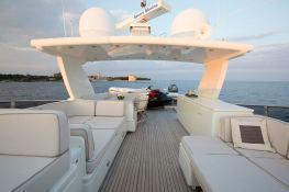 Cappuccino  Tigullio Yacht 32M Exterior 14