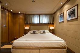 Cappuccino  Tigullio Yacht 32M Interior 0
