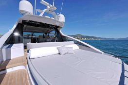 Atlantica 80 Baia Yachts Interior 1