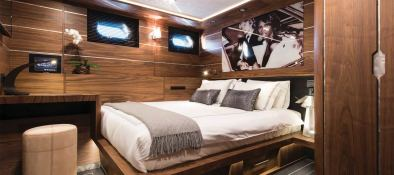 Rox Star   Ketch  40M Interior 4