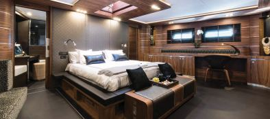 Rox Star   Ketch  40M Interior 5