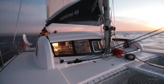 Outremer 49 Outremer Catamaran Exterior 2