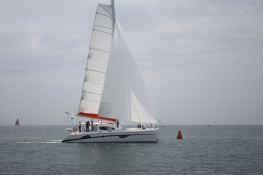 Outremer 49 Outremer Catamaran Exterior 3
