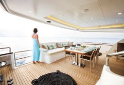 Sunkiss Nedship Yacht 33M Exterior 4