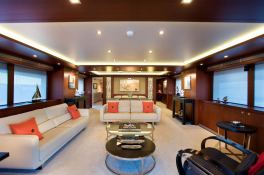 Sunkiss  Nedship Yacht 33M Interior 1